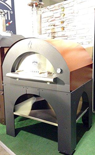 """""""Forno Pulcinella Maxi"""" Pizza Oven, Wood Fired (copper)"""