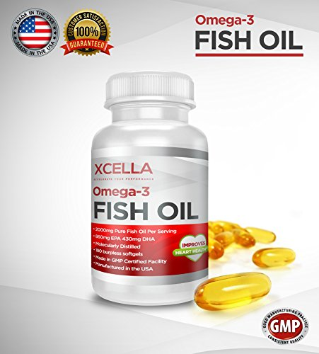 Supplements essential fatty acids xcellas omega 3 fish oil for Fish oil for high cholesterol