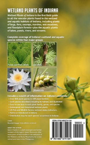 Wetland Plants Of Indiana A Complete Guide To The Wetland