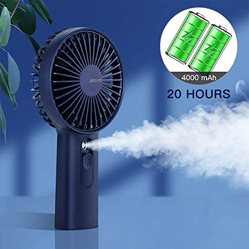 Handheld Misting Mini Fan