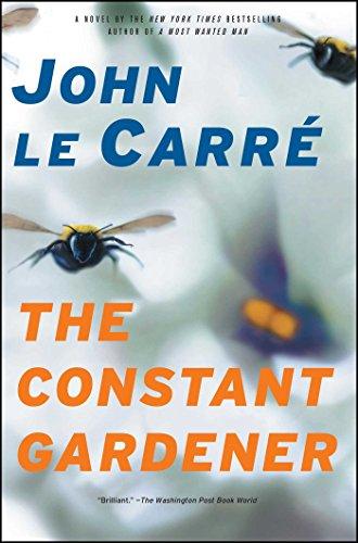 The Constant Gardener by John le Carré