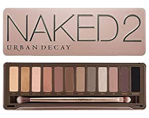 Urban Decay Naked 2 Eyeshadow Palette Authentic