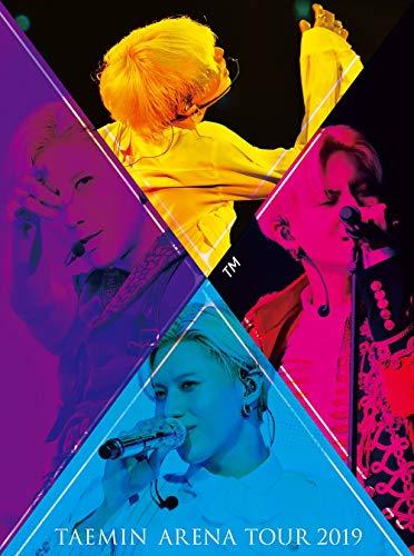 [발매예정일 2019년 11월 27일]  TAEMIN ARENA TOUR 2019 ~X™~【특전:클리어 파일 Type -B】[Blu-ray]