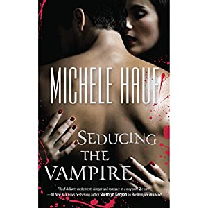 Seducing the Vampire Audiobook