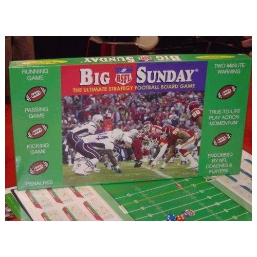 Big Sunday Football Game ()