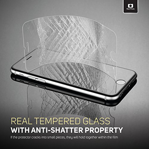Witkeen Ultra-Clear HD Tempered Glass Protector for iPhone 6 Plus / 6s Plus (Pack of 2) by WITKEEN (Image #8)