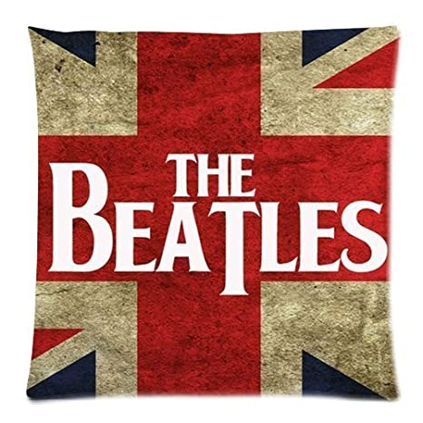 Amazon.com: Michael Rong The Beatles Funda de almohada con ...