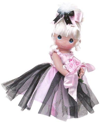 The Doll Maker Ballet Beauty Baby Doll, Blonde, 9