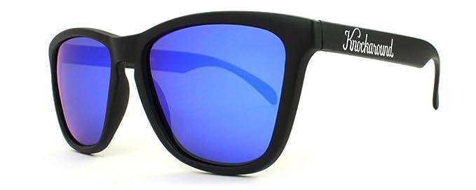 Gafas de sol Knockaround Classic Premium Black / Moonshine POLARIZADAS