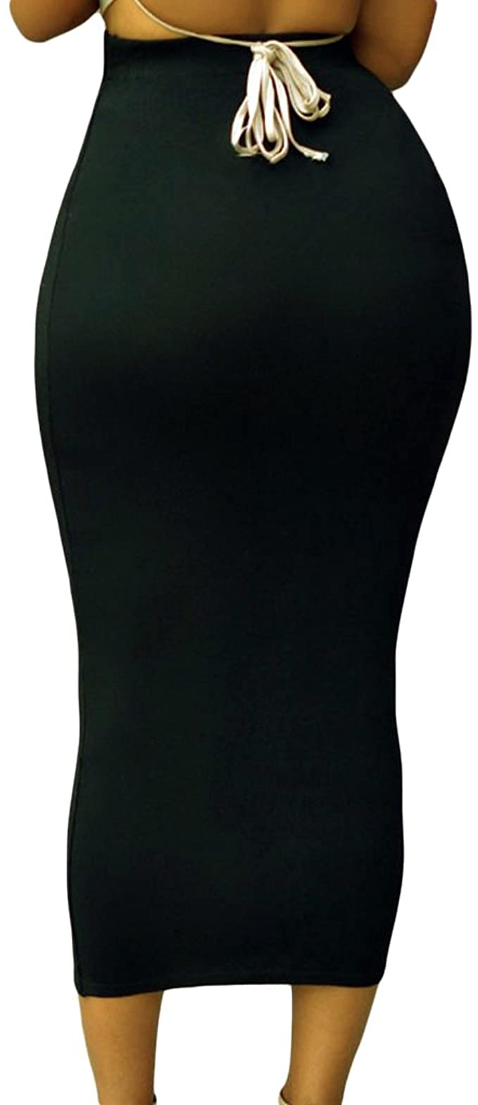 Girls A-Line Daily Skirts Summer Party Maxi Dance Lightweight Lyric Long Dress