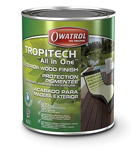 Tropitech (2.5 Liters) - Redwood -  Owatrol, 424US