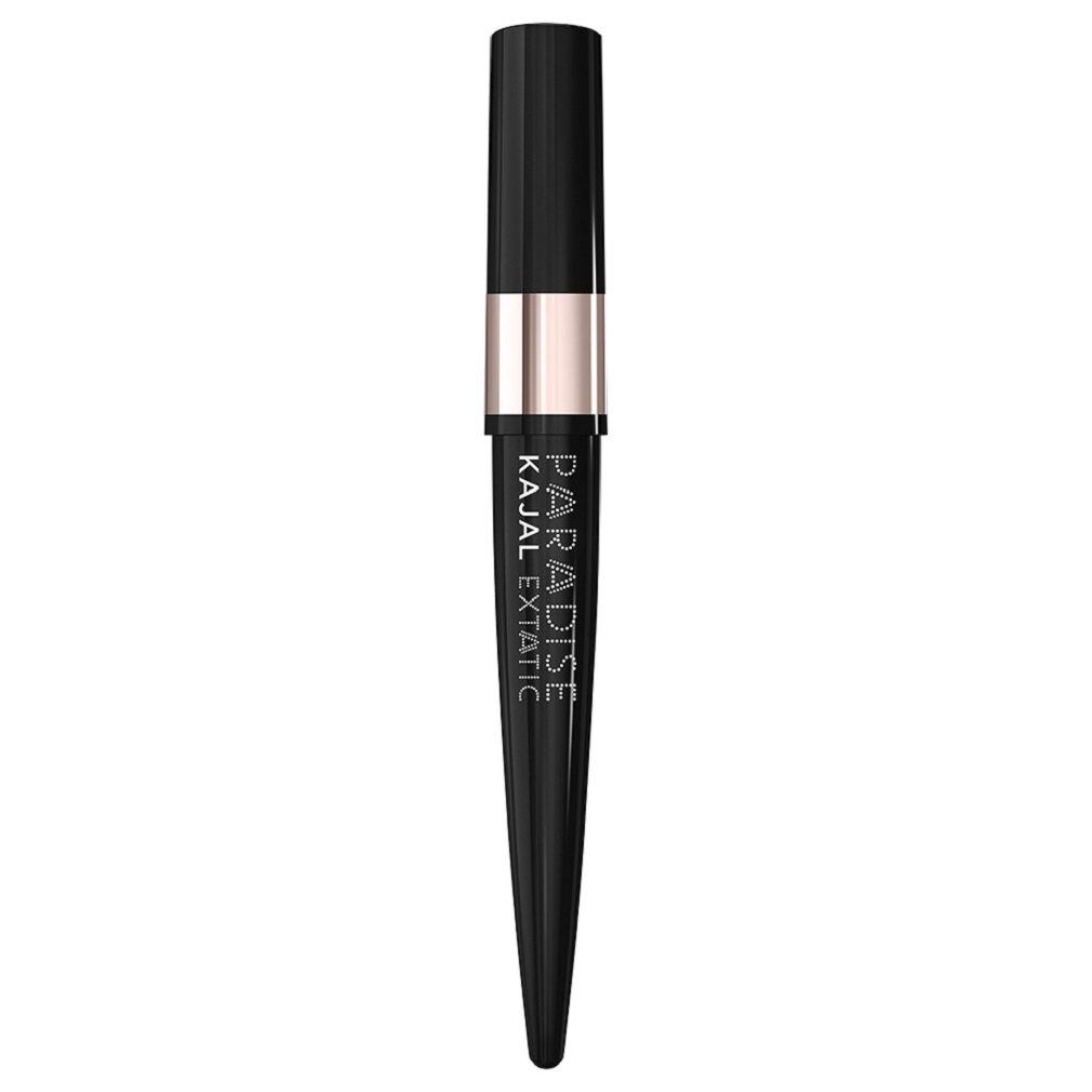 L´Oréal Paris Paradise Extatic Kajal - langanhaltender, schwarzer 3in1-Eyeliner, einfaches und präzises Auftragen auch als Lidschatten oder in der Wasserlinie, 1er Pack (1,5g) L' Oréal Paris 3600523497140