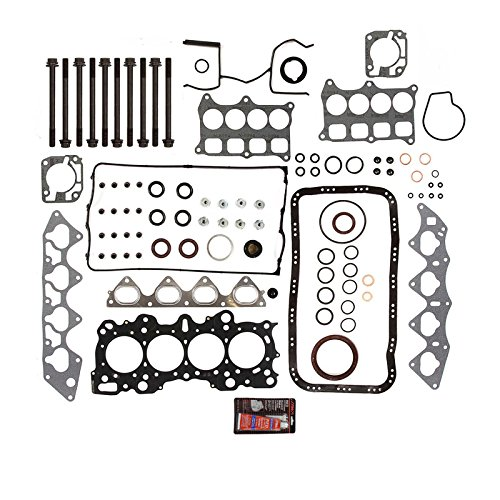 1994 - 2001 Acura Integra GSR, Type R 1.8L I4 B18C1, B18C5 Multi-layered Steel Full Gasket Set and Head ()