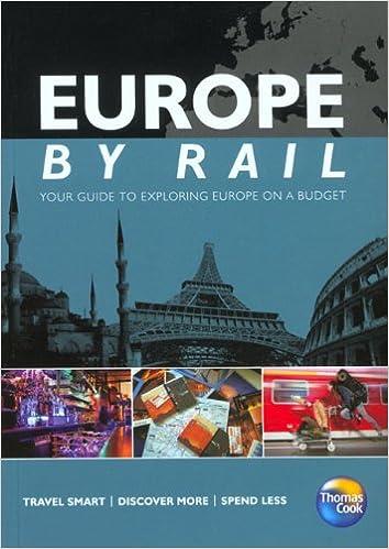 Europe by rail, 11th (thomas cook rail guides): thomas cook.