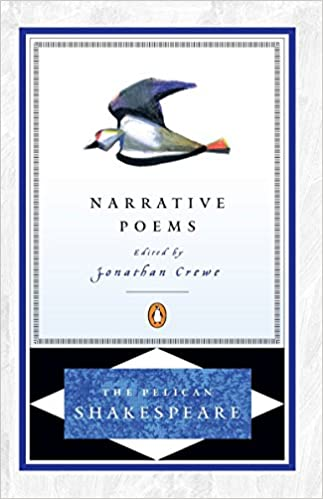 Book The Narrative Poems (The Pelican Shakespeare)