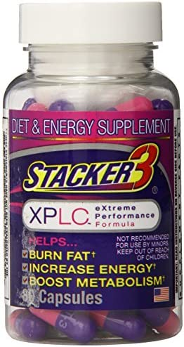 Stacker Extreme Performance Formula Capsules 80 product image