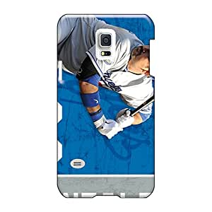Samsung Galaxy S5 Mini BKq10761XxRu Customized Trendy Los Angeles Dodgers Skin Shockproof Hard Phone Cases -LeoSwiech