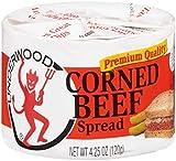 Underwood Corned Beef Spread, 4.25 Ounce