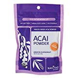 Navitas Organics Acai Powder, 4 oz. Bag — Organic, Non-GMO, Freeze-Dried, Gluten-Free