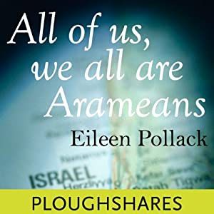 All of Us, We All Are Arameans Audiobook
