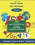 Fourth Grade ELA Volume 2, Todd Deluca, 1494859939