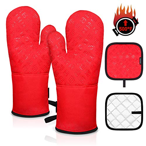Homemaxs Oven Mitts