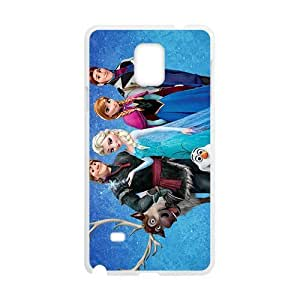 Frozen fashion design Cell Phone Case for Samsung Galaxy Note4