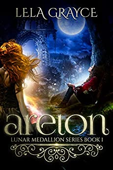 Areion (Lunar Medallion Series Book 1) by [Grayce, Lela]