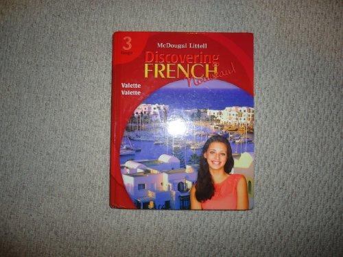 Discovering French Nouveau Florida: Teacher's Edition Level 3 2007