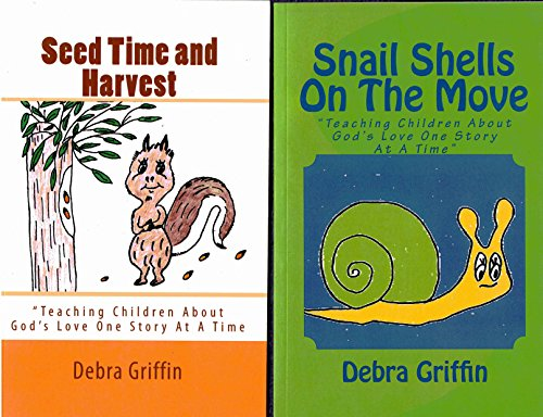 Seed Time and Harvest & Snail Shells On The Move (Two ebook offer) See how Tony, the squirrel, shares his nuts to help others. Pete, the snail's, attitude helps him win.