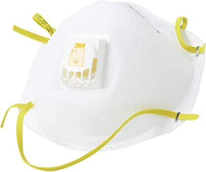 3m particulate respirator face masks n95 for paint dust mold
