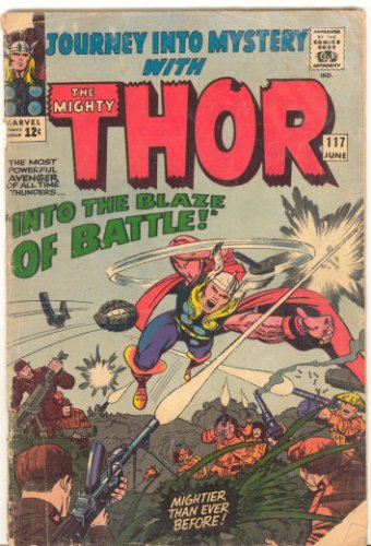 Journey into Mystery #117 (Thor)