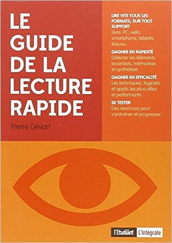 Le Guide de la lecture rapide