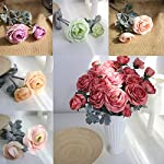 Small-Basketball-39cm-Handmade-Artificial-Camellia-Silk-Decorative-Party-Flowers-Vivid-Fake-Flowers-Supplies-for-Home-Hotel-Office-Garden-DecorChampagne