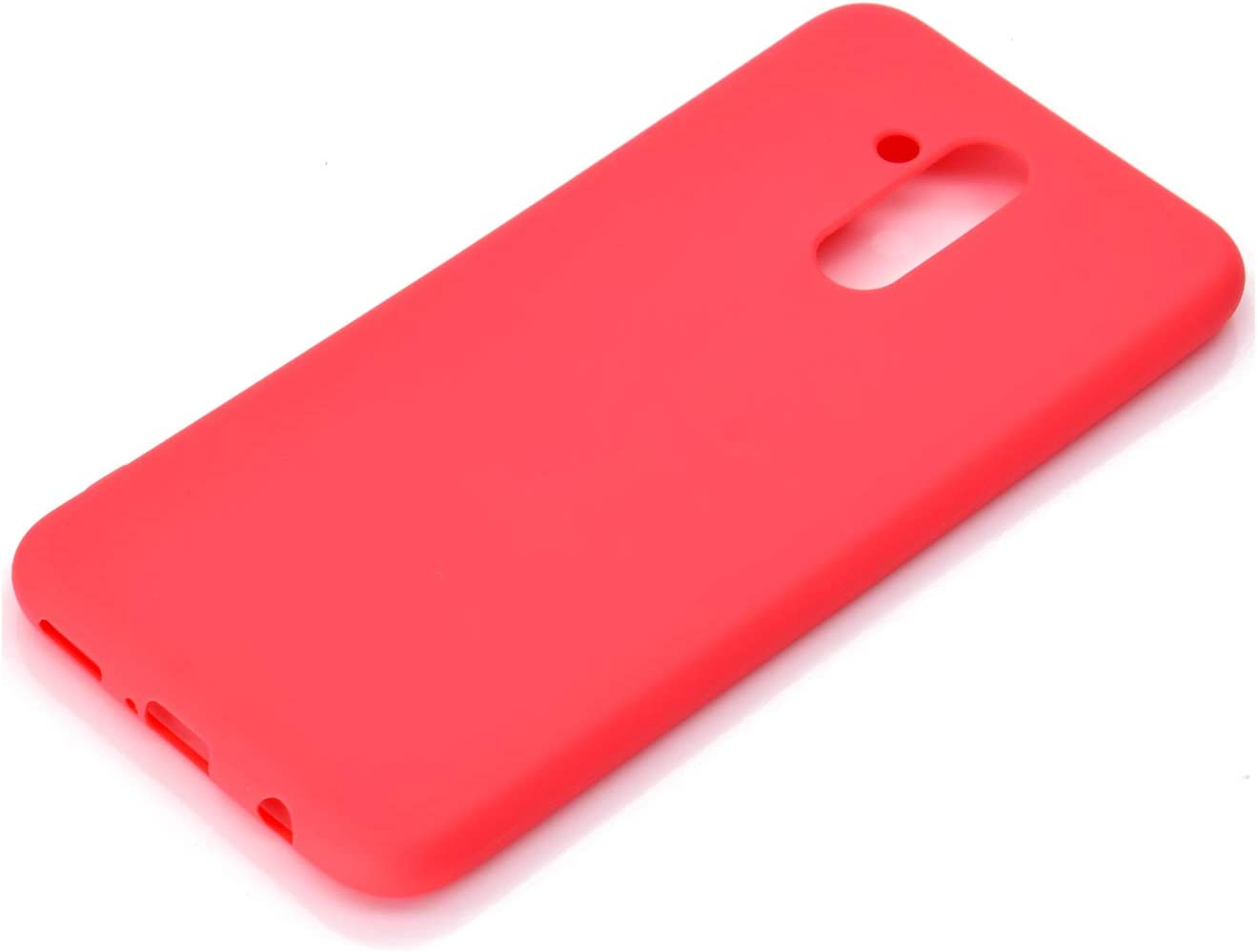 Noir LeviDo Coque Compatible pour Huawei Mate 10 Lite /Étui Silicone Souple Bumper Antichoc TPU Gel Case Ultra Fine Mince Caoutchouc Bonbons Couleurs Design Etui Cover Huawei Mate 10 Lite