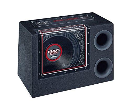Mac Audio D1328351 Subwoofer de Bandpass, Negro