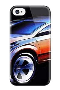 Iphone Case - Tpu Case Protective For Iphone 4/4s- Nissan Murano 54534534