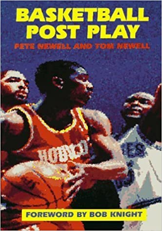 Book Basketball Post Play by Pete Newell (1995-08-04)