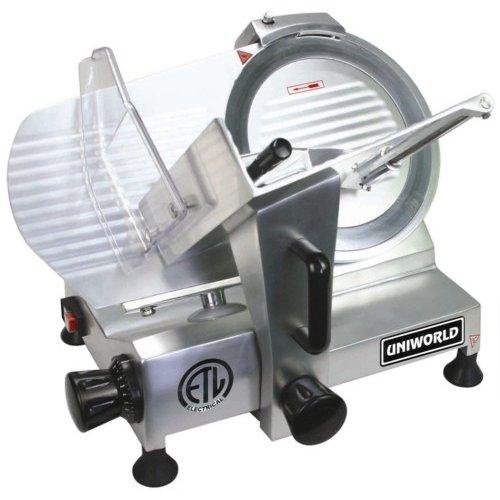 Uniworld (SL-10E) Meat Slicer
