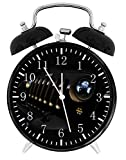 Jeep Wrangler Alarm Desk Clock 3.75' Room Decor E270 will Be a Nice Gift