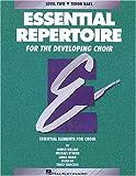 Essential Repertoire Developing Choir, Janice Killian, 0793543436