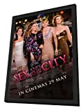 Sex and The City: The Movie - 27 x 40 Framed Movie Poster