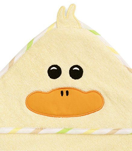 Grayson and Rose Grayson and Rose Toddlers Hooded Towel - Duck