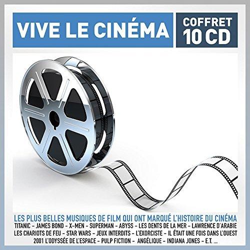 Vive le cinéma : Les Plus belles musiques de film qui ont marqué l'histoire du cinéma
