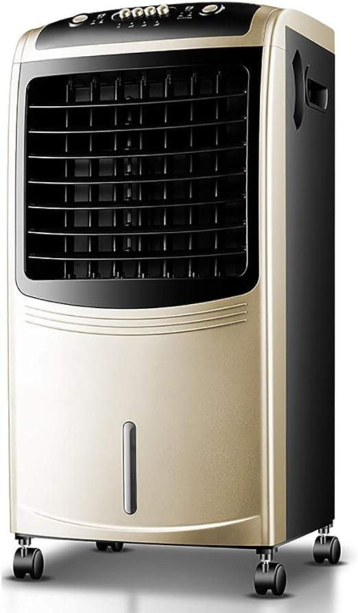 Portátil Ventilador Frio Silencioso A Distancia Enfriador De Aire ...