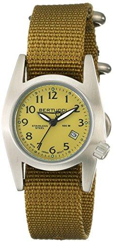 Bertucci Women's 18004 M-1S Durable Stainless Steel Field Watch
