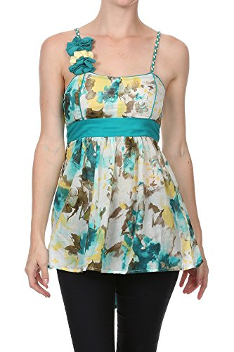 Buy flower girl dresses with midnight blue sash - 5