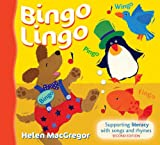 img - for Songbooks: Bingo Lingo: Supporting Literacy with Songs and Rhymes book / textbook / text book