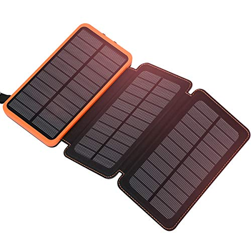 Buy cell phone solar charger portable waterproof