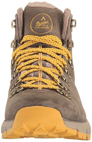 Danner Womens Mountain 600 4.5 Scarponcini Da Trekking Color Nocciola / Giallo